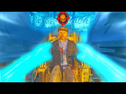 KILLING THE WEASEL!! | MOB OF THE DEAD FULL EASTER EGG | BLACK OPS 2 ZOMBIES