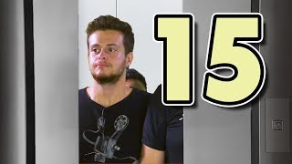 Asansörde Başımıza Gelebilecek 15 Kötü Durum