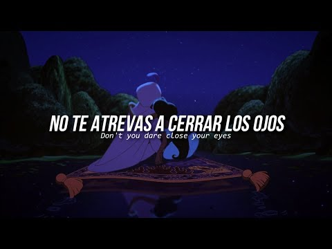 A Whole New World • ZAYN, Zhavia Ward | Letra en español / inglés