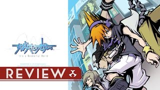 Best Nintendo DS RPG of All Time - The World Ends With You Review