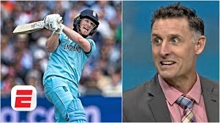 Eoin Morgan drop was a & 39 game changer& 39 for Afghanistan Michael Hussey Cricket World Cup