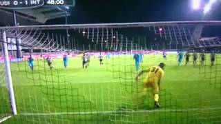 Video Gol Pertandingan Udinese vs Inter Milan