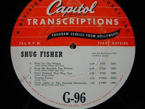 Shug Fisher 2  w Joaquin Murphey Steel Guitar & Merle TravisWesley Tuttle