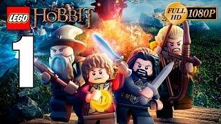 LEGO The Hobbit: El Videojuego Gameplay Español Parte 1 Walkthrough PC 1080p Let