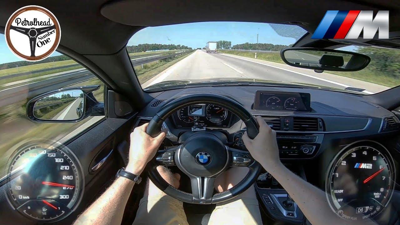 2019 BMW M2 Competition | Próba autostradowa. V-max