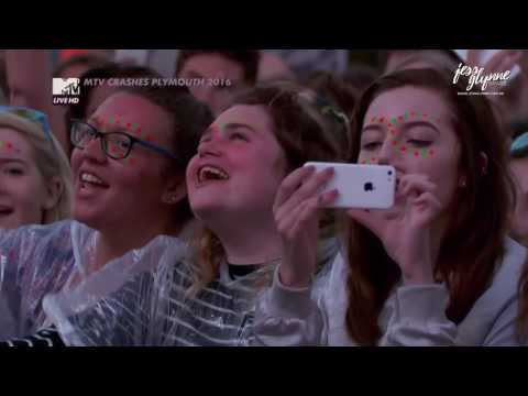 Jess Glynne - My Love (Live at MTV Crashes Plymouth 2016)