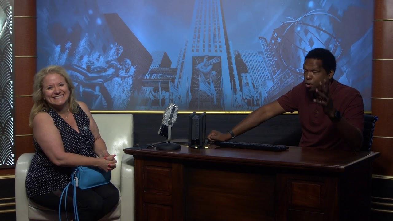 Orman Hosts the Tonight Show At NBC Studios