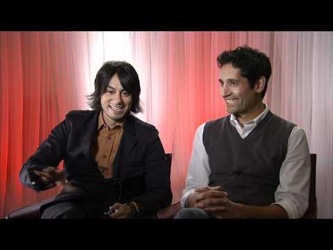Vik Sahay and Stephen Lobo of Afghan Luke