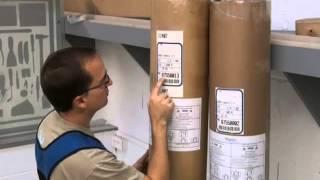 Forbo Flooring Needlefelt Installation - Product controle