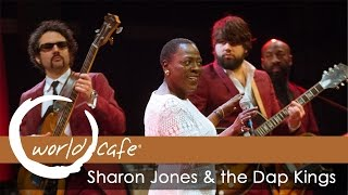 "Sharon Jones and the Dap Kings - ""Please Come Home For Christmas"" (Recorded Live for World Cafe)"