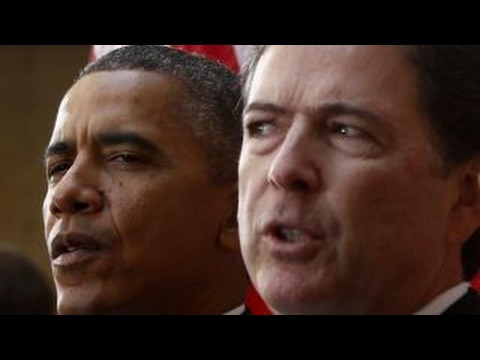 Should President Obama have fired James Comey?