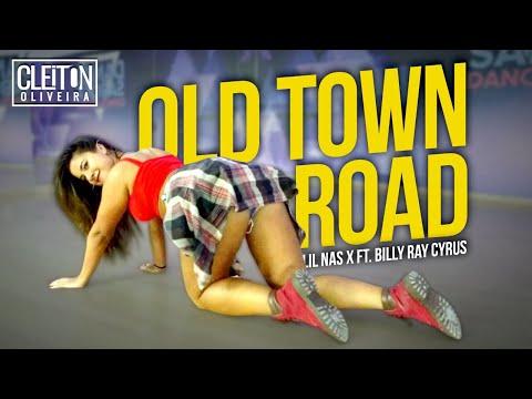 OLD TOWN ROAD - Lil Nas X ft Billy Ray Cyrus COREOGRAFIA Cleiton Oira  IG: CLEITONRIOSWAG