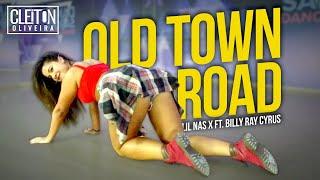Baixar OLD TOWN ROAD - Lil Nas X ft Billy Ray Cyrus (COREOGRAFIA) Cleiton Oliveira / IG: @CLEITONRIOSWAG