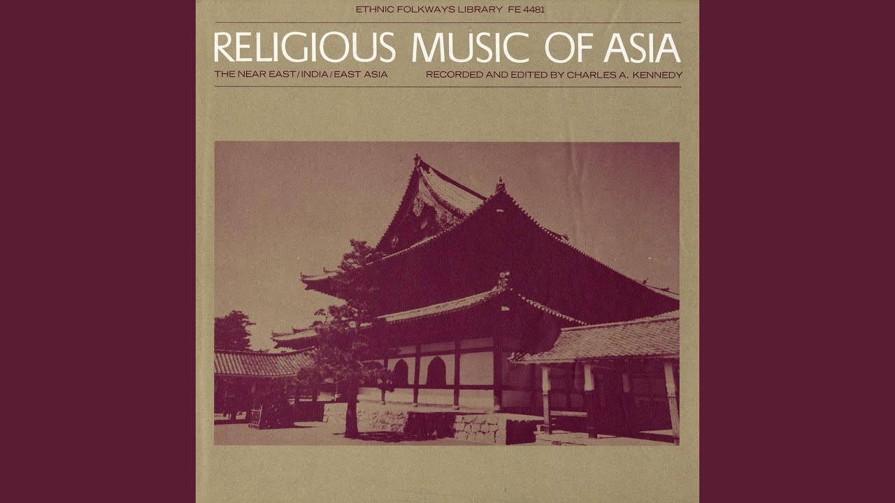 Can asian religious music consider