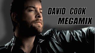 David Cook - HERO/ROCKSTAR Megamix