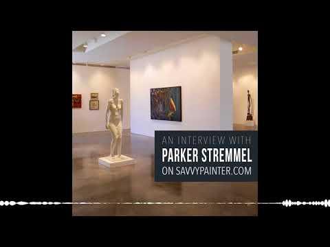 Stremmel Gallery Manager, Parker Stremmel