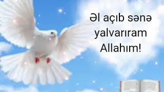 ALLAHIM OZUN KOMEK OL HAMIYA