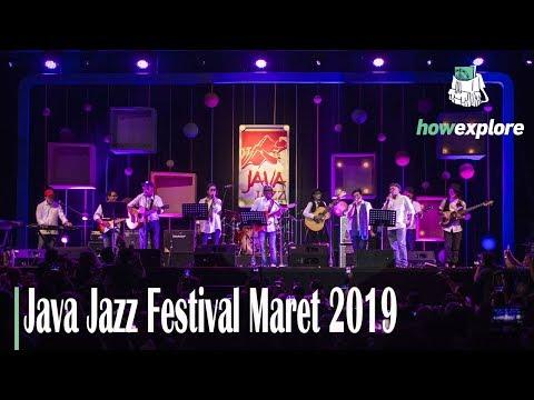 Java Jazz Festival 2019 Mengudara Di Bulan Maret Mp3