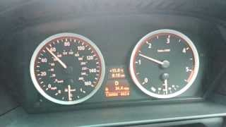 BMW E60 535d ZF 6HP-26 Gearbox Problem - 'Cattle Grid effect'
