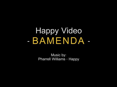 Happy Video Bamenda, Cameroon - Music: Pharrell Williams (December 2014)