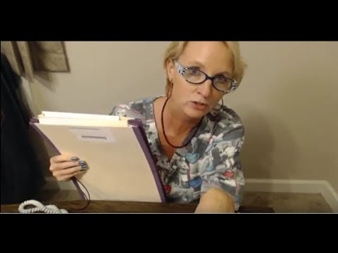 ASMR Roleplay ~ Doctor's Office Receptionist Checks You In (Soft Spoken)