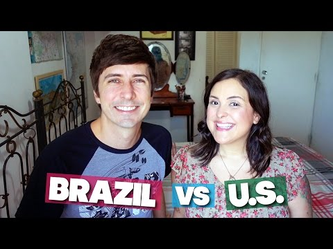 PROS AND CONS ABOUT LIVING IN BRAZIL VS THE U.S.!