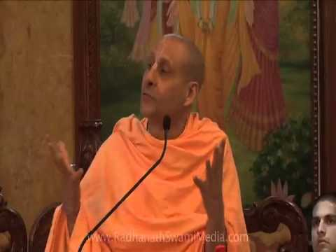 09-027 Baffled In Casino of Maya-1 by HH Radhanath Swami