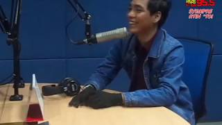 Macky Alca at PinasFM 95.5