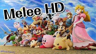 Melee HD is Here! (TAS)