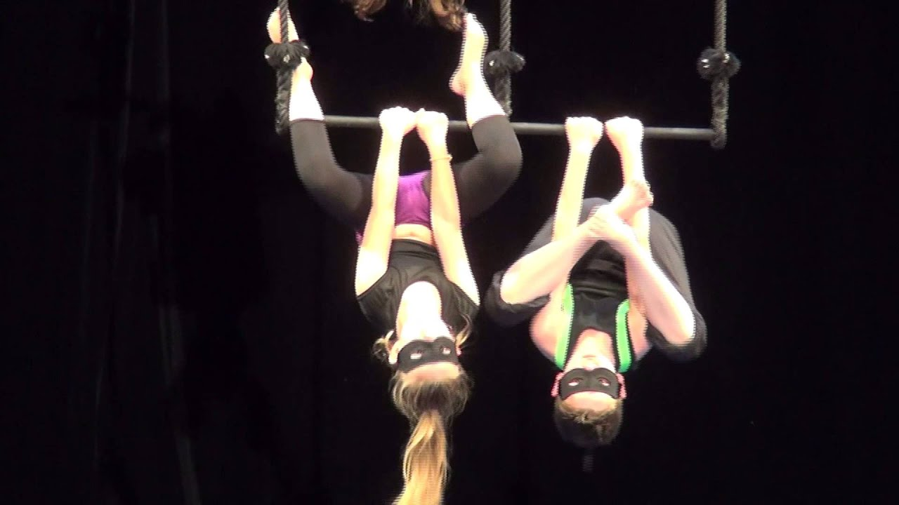 anniversaire cirque flip flap
