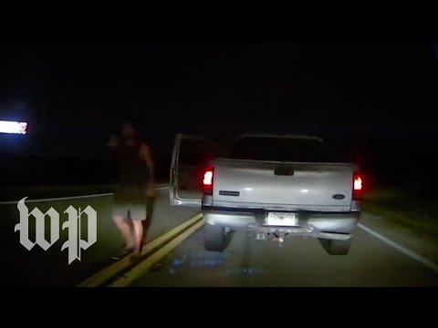 Uber driver fatally
