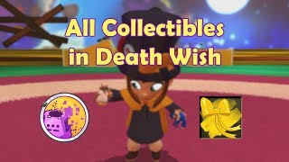 Showcase - All collectibles in Death Wish