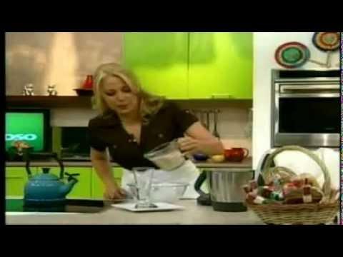 Como hacer agua de horchata con almendras