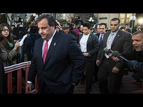 El gobernador de Nueva Jersey cesa a su jefa adjunta por el caso