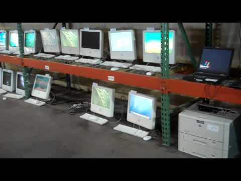 Bentley & Associates, LLC Presents: Computers, Laptops, Printers, Apple, Office Equipment Auction