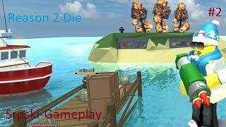 Blizu da se Level up - Reason 2 Die (Srpski/Roblox-Gameplay) #2