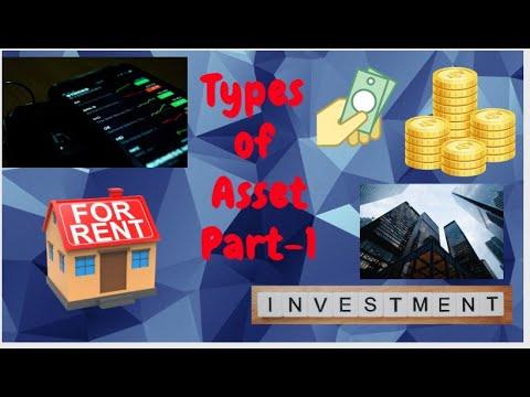 Types of Asset - Part 1 : Direct Assets #assets #typesofasset #directassets