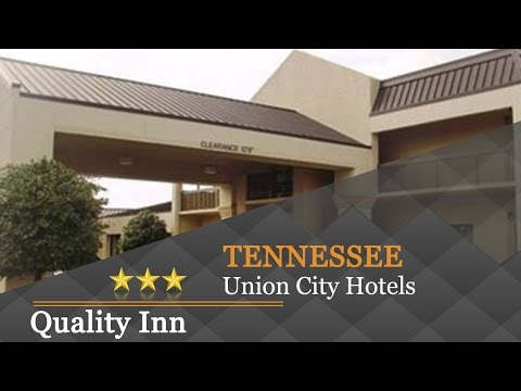 Quality Inn - Union City - Union City Hotels, Tennessee