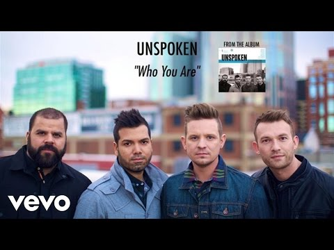 Unspoken - Who You Are (Lyric Video)