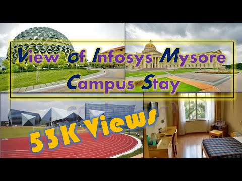 True facility @ Infosys Mysore stay for the Employees