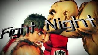 Fight Night! (Street Fighter IV Ultra)