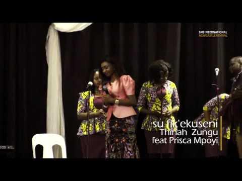 Jesu fik'ekuseni_Thinah Zungu feat Prisca Mpoyi