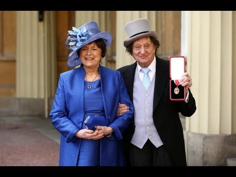 Sir Ken Dodd Life Story In His Own Words - Died At Home 90 Married Anne Jones -Doddy 90 Liverpool