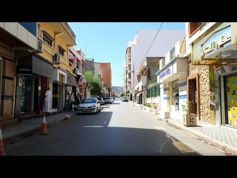 Driving in oran Algeria 29 06 2021 وهران الجزائر