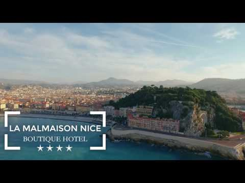Visualize La Malmaison Nice Boutique hôtel (French Riviera)