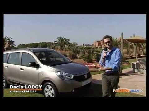 Dacia Lodgy Camping Doovi