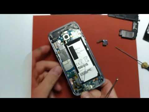 Замена разъема Usb на Samsung Galaxy S7  / Replacing The Usb Connector With Samsung Galaxy S7