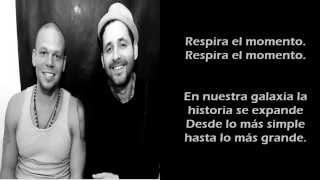 Calle 13 - Respira el momento (con Letra) - MultiViral 2014