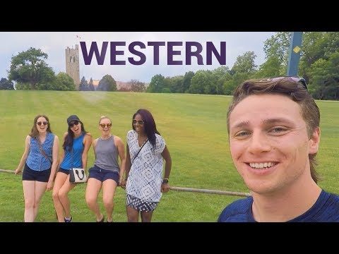 A UNIQUE TOUR - The University Of Western Ontario In London, Ontario