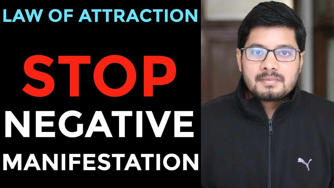 Manifestation 69 Stop Negative Thoughts From Manifesting Remove Resistance Law Of Attraction